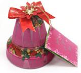 圣诞铃铛铁罐定制工厂