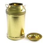 异形新年促销礼品马口铁罐
