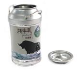 牛奶罐造型耗牛乳促销礼品铁罐