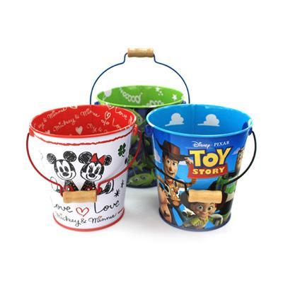 迪士尼系列儿童玩具小水桶
