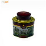 创意茶叶马口铁罐订做生产