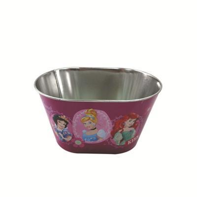 椭圆形芭比公主玩具小水桶