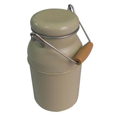 带木柄手提牛奶铁罐复杂铁罐