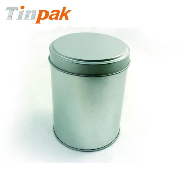 定制小圆铁盒圆形铁罐