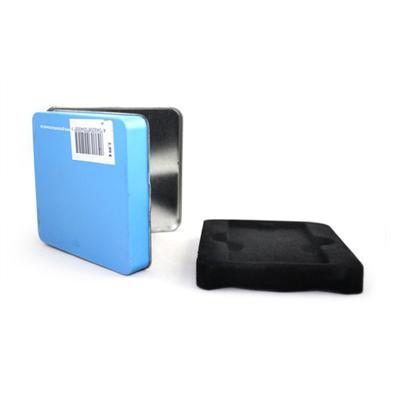 行车过路自动激费电子卡片铁盒