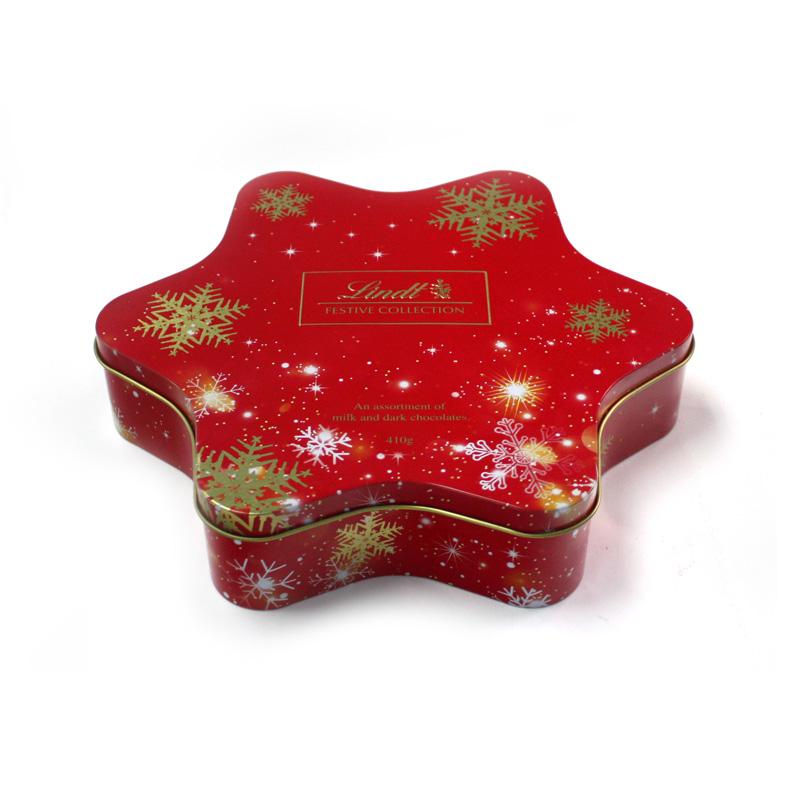 创意异形饼干铁盒生产定做工厂