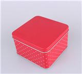 长方形马口铁花茶茶叶金属罐制罐工厂