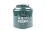 创意拱盖式圆形茶叶包装铁罐定制生产