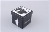 创意正方形手工皂金属包装铁盒定制